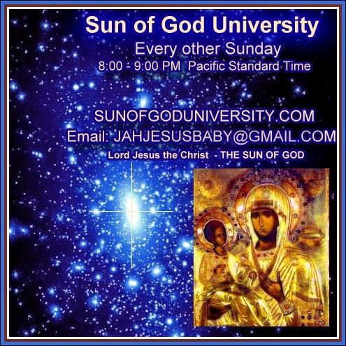 Sun of God University with the Program Hosts