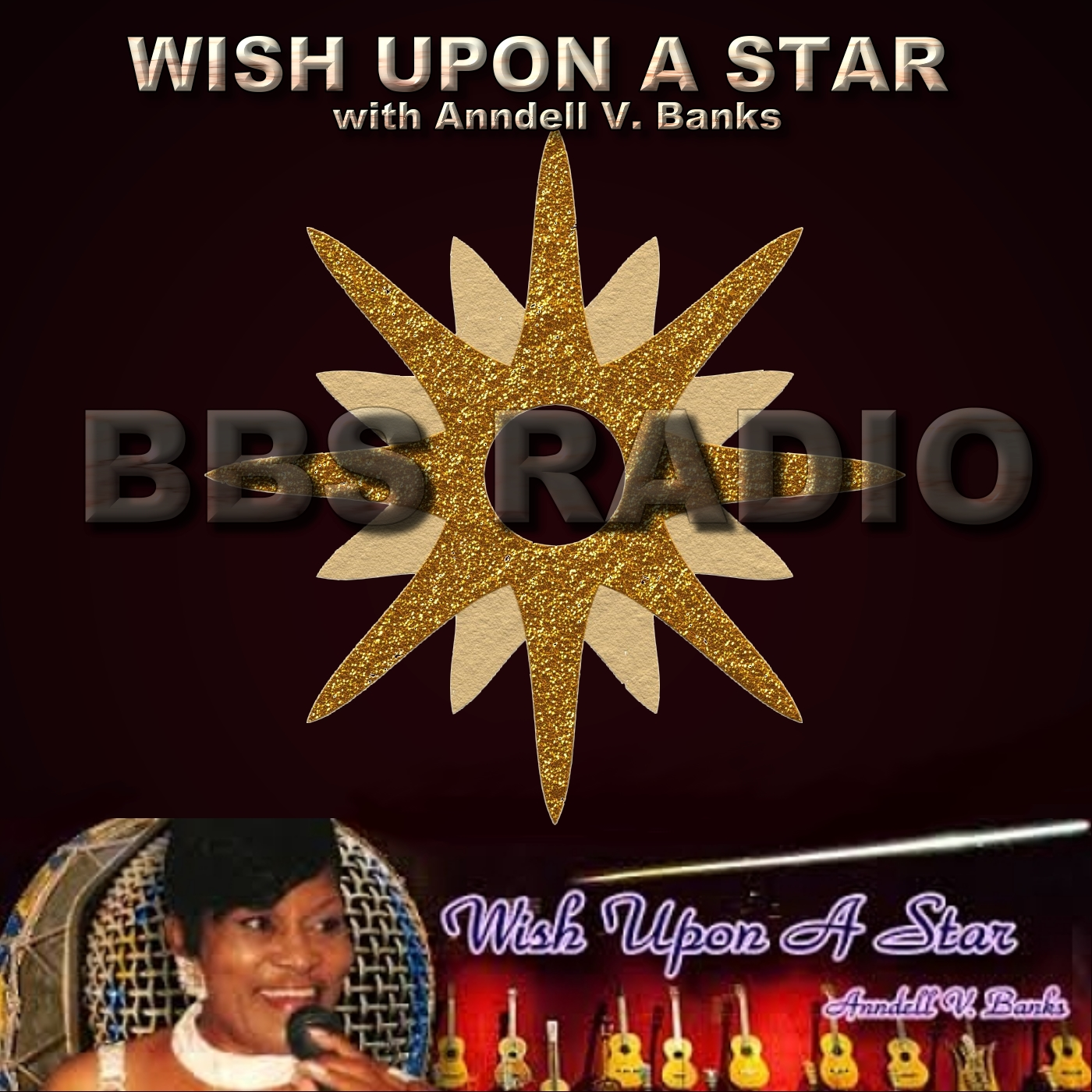 Wish Upon A Star with Anndell V Banks