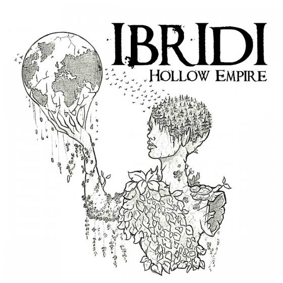 Ibridi - Hollow Empire - Album Cover