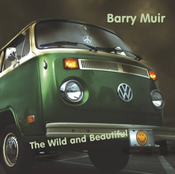 "Bending the Strings from Barry Muir's upcoming album ""The Wild and Beautiful"""