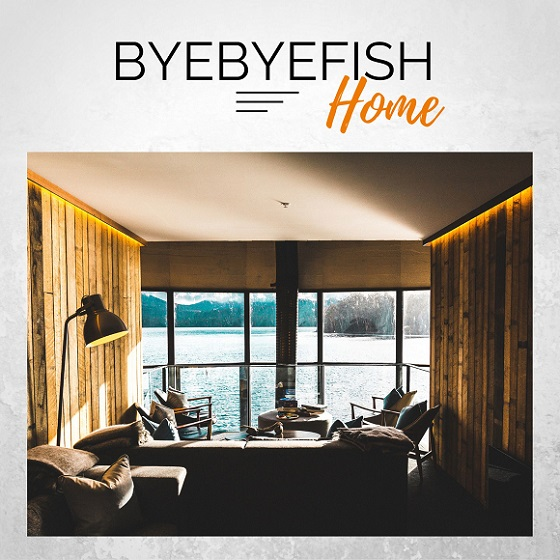 Byebyefish - Home (Cover Art)