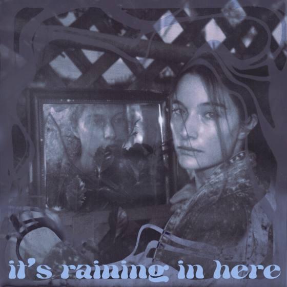 It's Raining in Here Album Cover