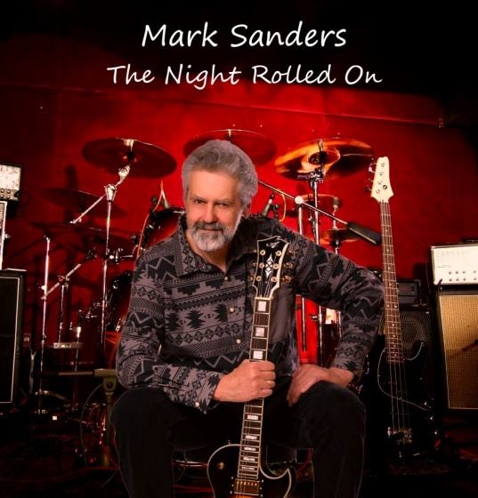 Blues Rock originals by Mark Sanders