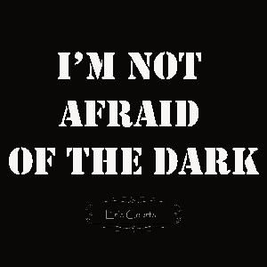 Im Not Afraid of the Dark Eric Geurts