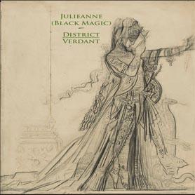Julieanne (Black Magic) Cover