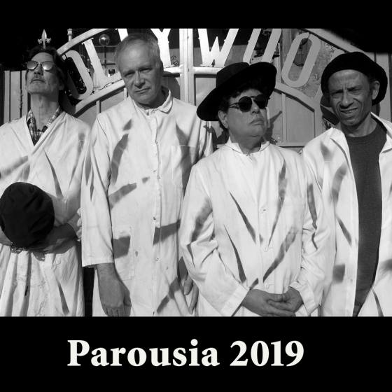 Parousia - progressive rock