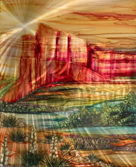 Lynn Rae's artwork