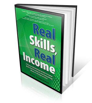 Real Skills, Real Income book by Diana Schneidman