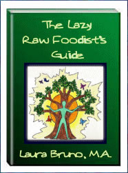 Lazy Raw Foodist Guide