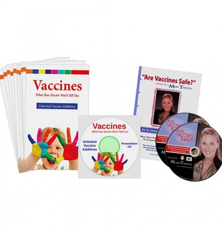 Are vaccines safe?  DVD Set