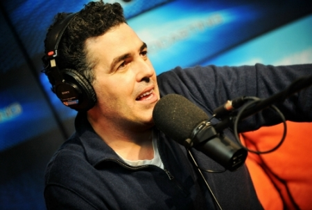Adam Carolla, Comedian, Carpenter, Author, Television Star and Podcast Download Guinness Record Holder