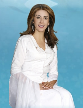 Ana Mercedes Rueda, Journalist, Angel Channel, Writer and Public Speaker