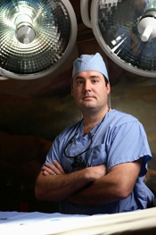 Andrew Campbell, M.D., Cosmetic Surgeon, Facial Plastic Surgeon, Otolaryngolgist, Writer, Author, Medical Director and Humanitarian