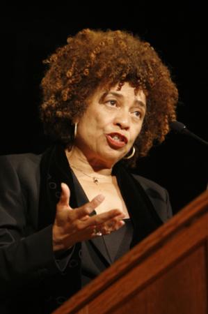 Angela Davis, Socialist, Political Activist, Former Black Panther, Civil Rights Activist, Feminist, Professor, Doctor of Philosphy, Social Activist, Author, Speaker, Lecturer and Educator
