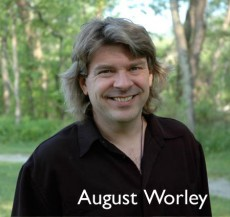 August Worley, Electrical Engineer, Music Composer, Audio Products Designer, Keyboard Technician, Synthesizer Expert, Tone Therapist, Reiki Master, Musician and Healer