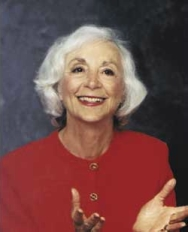 Barbara Marx Hubbard, Author, Visionary, Social Innovator, Evolutionary Thinker, Educator, Producer, Narrator, Trainer and Doctor of Conscious Evolution
