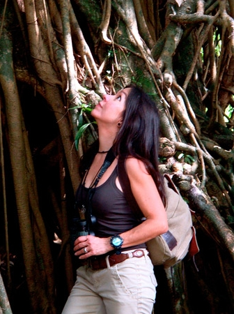 Claudia Campos Pinto, Activist, Environmentalist, Conservationist, Bank Business Developer, Asset Capital Manager, Wilderness Preservation Educator, Traveler, Volunteer