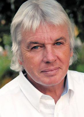 David Icke, Author, Controversial Speaker and Investigator
