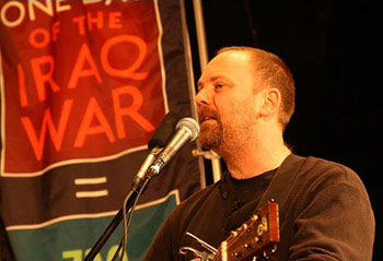 David Rovics, Performer, Musician, Writer and Songwriter