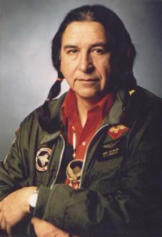 Ed McGaa, Oglala Sioux Tribal Member, Sundancer, Fighter Pilot, Marine, Author, Lawyer