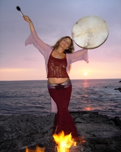 Estaryia Venus, Author, Speaker, Sound Educator, Movement Educator, Sacred Dance Artist, Motion Coach, Sound Consultant, Choreogrpaher, Vocal Ceremonialist, Recording Artist and Intuitive Channel