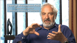 George Weissmann, Ph.D., Theoretical Physicist, Visionary, Quantum Theory Explorer, Writer and Speaker