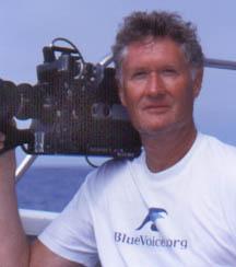 Hardy Jones, Journalist, Film Producer and Environmental Activist