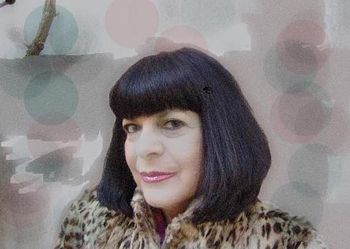Helena Matheopoulos, Fashion Editor, Writer, Columnist, Author, Mediaval Historian, Linguist, Journalist, Editor-at-Large, Artist Advisor, Speaker and Artistic Administrator