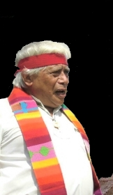 Hunbatz Men, Grand Elder, Shaman, Daykeeper, Teacher, Author, Speaker, Yoga Educator, Mayan Tradition Expert and Tata