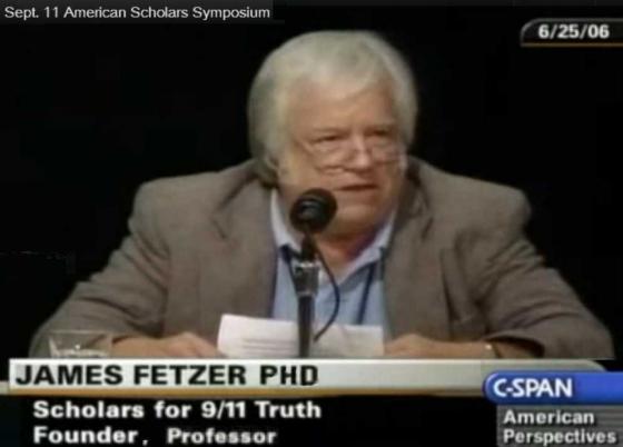 James Fetzer