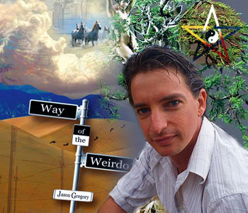 Jason Gregory, Esoteric Researcher, Consciousness Explorer, Writer, Author and Keynote Speaker