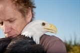 Jeff Guidry, Guitarist, Wildlife Care Volunteer and Eagle Caretaker