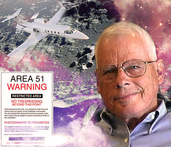 John Lear, Airline Captain and UFO Whitness