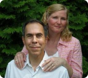 John Stewart and Maggie Shetz