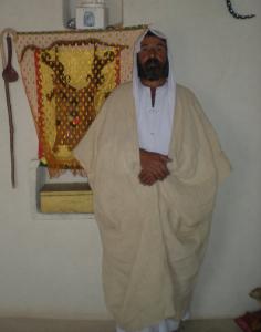 Yezidi Faqir Kamal Kaso, Faqir, Yezidi, Iraq, Record Keeper, Prophet and Mediator