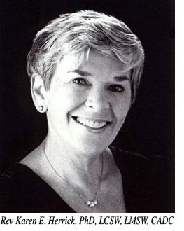 Rev Karen E Herrick PhD