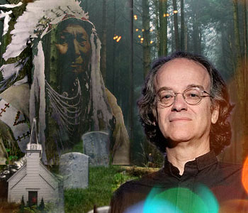 Kevin Annett, Native American, Canadian Human Rights Campaigner, Crimes of Church and State Researcher and Author