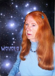 Mahala Gayle, Astrologer, Writer, Lecturer, Minister, Editor and Mundane Astrology Expert