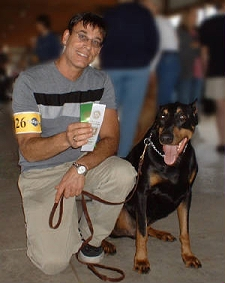 Marc Goldberg, CDT, Dog Trainer and Dog Behaviorist
