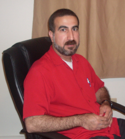 Mirza Ismail, Leader of Yezidi and Activist