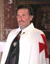 Paolo Nicola Corallini Garampi, Knights Templar Grand Chancellor, Nobleman, Freemason, Scottish Rite, Savoy Order, Sovereign Military Order of Malta, Societas Rosicrucian, Rite of Memphis and Secret Societies