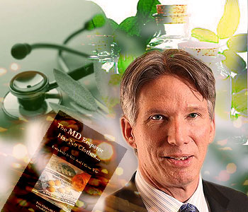 Dr. Peter Glidden, Lecturer, Author, Naturopathic Doctor, Physician and Wholistic Health Researcher