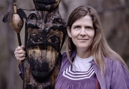 Susan Grimaldi, Shaman, Artist, Field Associate, Audio and Video Producer, Educator, Columnist