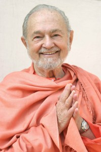 Swami Kriyananda (J. Donald Walters), Author, Composer, Speaker, Playwright, Artist, Spiritual Teacher, Disciple of Paramhansa Yogananda, Superconsciousness Researcher and Meditation Expert