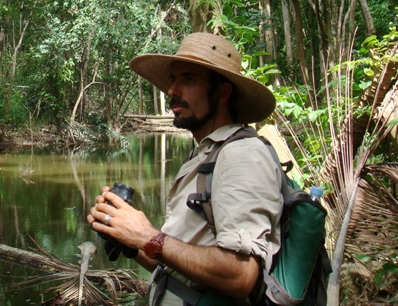 Vincent Pinto, Naturalist, Ethnobotanist, Wildlife Biologist, Wilderness Survival Instructor, Conservationalist, Educator, Earth Steward