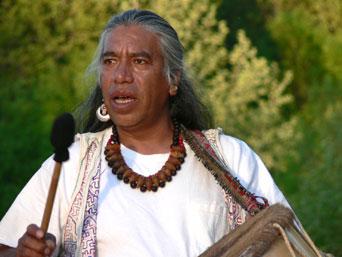 Wachan Bajiyoperak, Healer, Medicine Man, Musician, Tour Facilitator and Inca Lineage