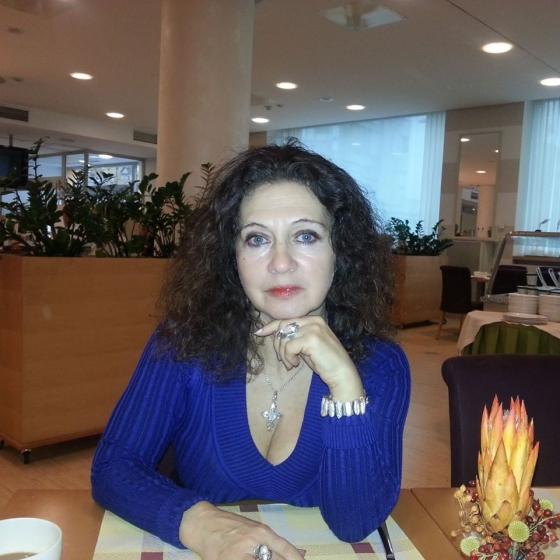 Yelena Laginova