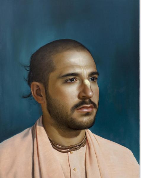 Bhaktivedanta Vishnu Swami