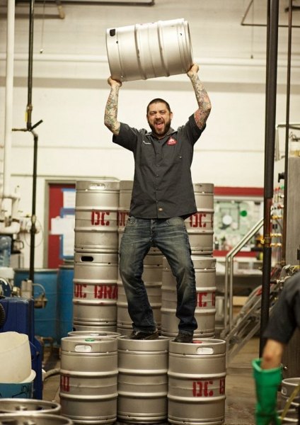 Brandon Skall CEO DC Brau Brewing Companyw