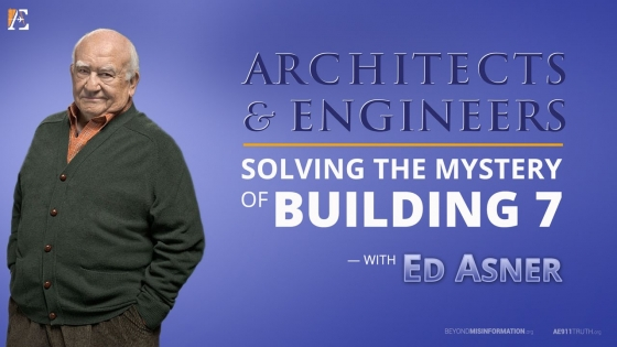 Ed Asner Solving the Mystery of Building 7